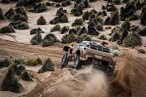 Dakar Relato de estágio Peterhansel se recupera, mas Sainz mantém liderança no Dakar