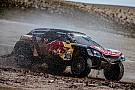 Dakar Dakar leader Sainz penalised for quad run-in
