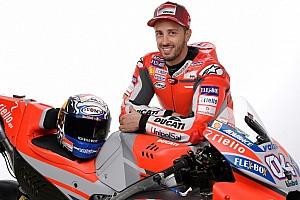 Dovizioso: 2017'yi tekrarlamak şampiyonluk için