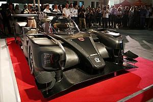 WEC Noticias de última hora SMP Racing reveló su prototipo de LMP1