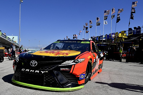 NASCAR Cup Practice report Championship favorite Martin Truex Jr. leads final practice