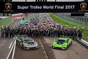 Motorsport.com menjadi partner Lamborghini Super Trofeo World Final