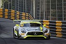 Macau GT: Mortara wins crash-filled qualifying race