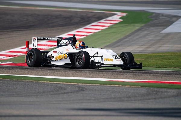 Indian Open Wheel Qualifying report MRF Bahrain: Van Kalmthout pole, Presley Martono start P5, Dana P15