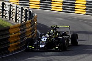 F3 Qualifying report Macau GP: Norris takes provisional pole