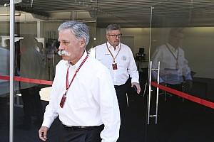 Formule 1 Actualités Liberty Media promet de répondre aux inquiétudes sur le moteur 2021