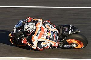 MotoGP Reporte de pruebas Márquez lidera la última mañana de test con la moto de 2017