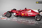 Szemléltető videón a Ferrari Brazil Nagydíjon bevetett fejlesztései