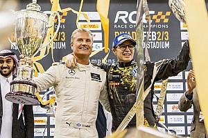 Speciale I più cliccati Fotogallery: David Coulthard trionfa nella Race of Champions 2018