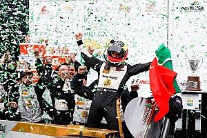 IMSA Breaking news Albuquerque: Rolex 24 victory mission had become