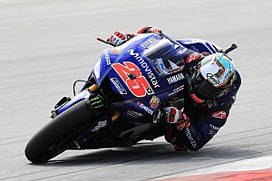 MotoGP Laporan tes Tes Sepang: Vinales-Rossi dominasi hari kedua