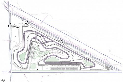 Proposal submitted for new Australian circuit