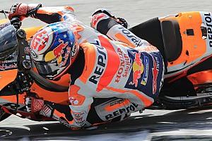 MotoGP Ultime notizie Pedrosa lavora per eliminare i suoi problemi con le basse temperature