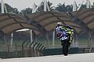 Valentino Rossi ve muy bien a su Yamaha