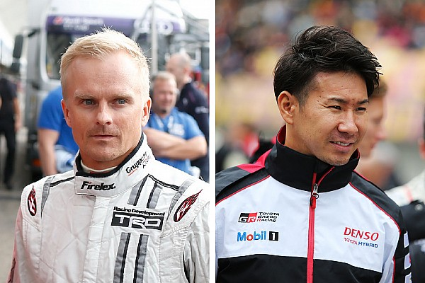 Super GT Actualités Un duo Kovalainen-Kobayashi en Super GT