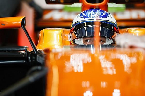 Stop/Go Livefeed Alonso már helyet is foglalt a 2018-as cockpitban