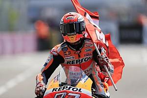 """MotoGP Declaraciones Márquez: """"El campeonato se ha puesto de cara"""""""