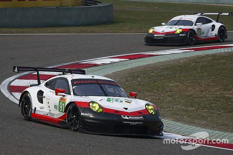Bestätigt: Porsche nennt vier 911 RSR für Le Mans 2018