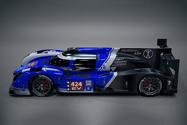 Le Mans Ultime notizie Il prototipo elettrico della Perrinn monterà dei motori di Formula E