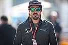 Alonso ontbreekt op deelnemerslijst WEC-rookietest Bahrein