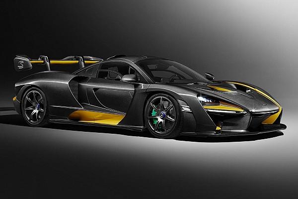 Automotive Toplijst In beeld: De McLaren Senna Carbon Theme