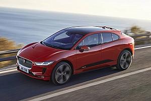 В Україні почались продажі електрокара Jaguar I-PACE