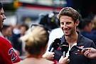 Grosjean: Pireyi deve yapıyorsunuz