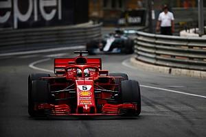 Vettel le descontó poco a Hamilton en el campeonato