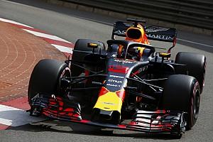 Ricciardo lidera TL3 em Mônaco por 0s001; Verstappen bate