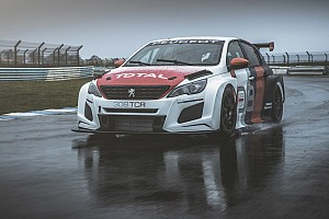 WTCR Breaking news Peugeot unveils new 308TCR for 2018 WTCR season