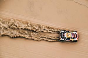 Dakar Breaking news Peterhansel: 2018 Dakar route reminiscent of Africa