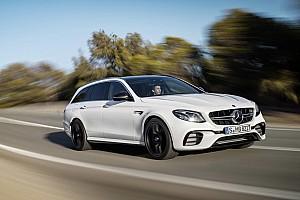 Mercedes-AMG E63 S розігнався до 307 км/год на автобані