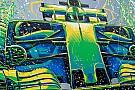 F1 Arte en las carreras, lo que se pintó en la F1 en la temporada 2017