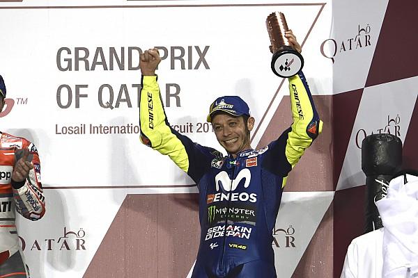 39歳のロッシ「現役を続けるのに重要な指標となるのはレースの結果」