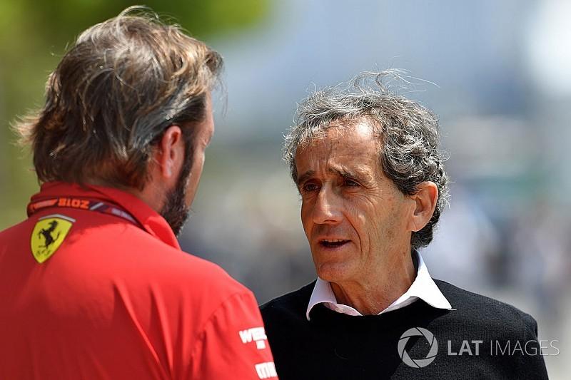 "Prost crê em boa fase da Ferrari: ""neste ano podem vencer"""