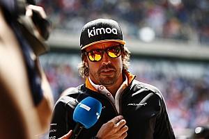 Fórmula 1 Noticias A Alonso no le interesa lo que pase con Ferrari y Honda en la F1