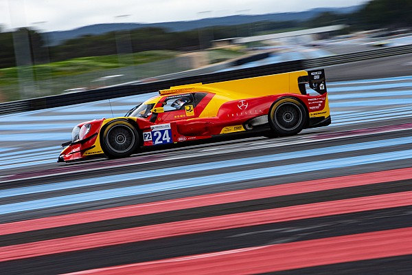 European Le Mans Race report Paul Ricard ELMS: Racing Engineering wins on series debut