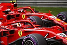 Formula 1 Ferrari already backing Vettel over Raikkonen - Symonds