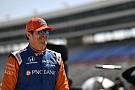 IndyCar McLaren a approché Scott Dixon