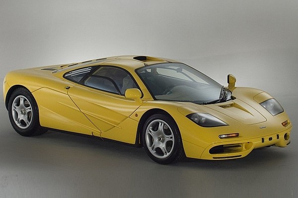 Automotive Extremely low mileage McLaren F1 is what dreams are made of