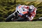 MotoGP 初日3番手のドヴィツィオーゾ「マルケスが優勝候補。勝つのは難しい」