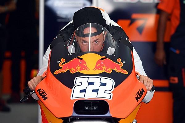 MotoGP Ultime notizie Cairoli si gode il test sulla KTM MotoGP: