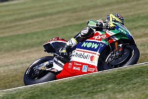 MotoGP Отчет о тренировке Алеш Эспаргаро на пять тысячных опередил Маркеса в тренировке