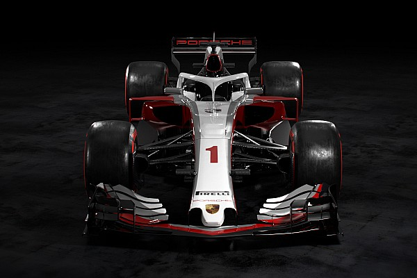 Formula 1 Special feature What would a Porsche F1 car look like?