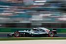 Formule 1 Qualifs - Hamilton écrase la concurrence, Bottas crashe sa Mercedes