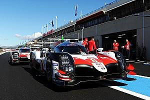 WEC Test raporu WEC Prologue: İlk dört saatin ardından Toyota'nın 4 saniye avantajı var