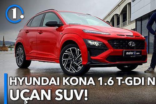 2021 Hyundai Kona 1.6 T-GDI N Line | Neleri Farklı?