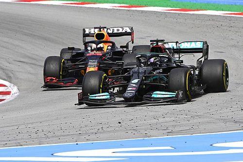 Aksi Overtaking di F1 Meningkat