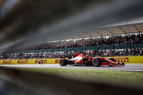 Kierowcy Ferrari pozostają realistami