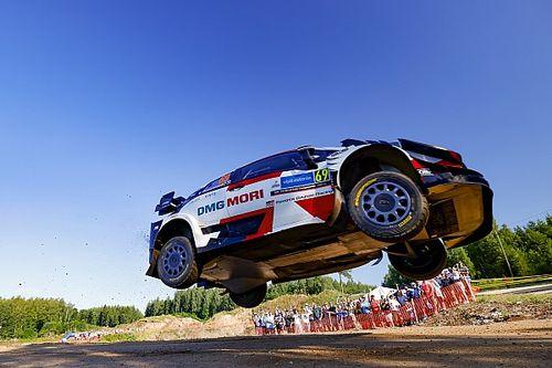 Estonya Rallisi: Rovanpera, WRC tarihindeki en genç ralli galibi oldu